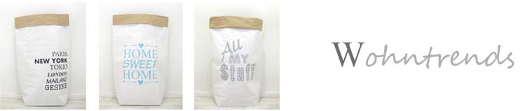 Banner Wohntrends Paperbags 18.03